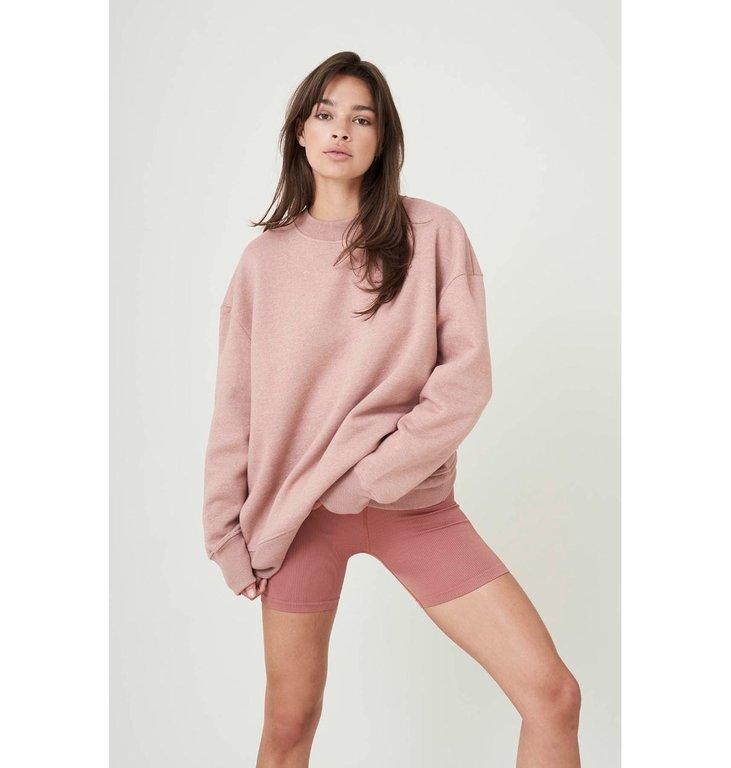 Lune Active Lune Active Dark Pink Kylie Sweater LA1031