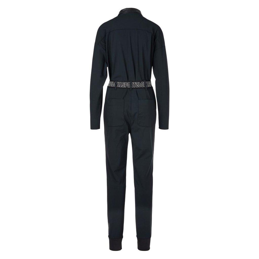 Marc Cain Midnight Blue Jumpsuit QS2901-J29