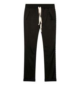 10Days 10Days Black easy pants shiny 20-014-1201