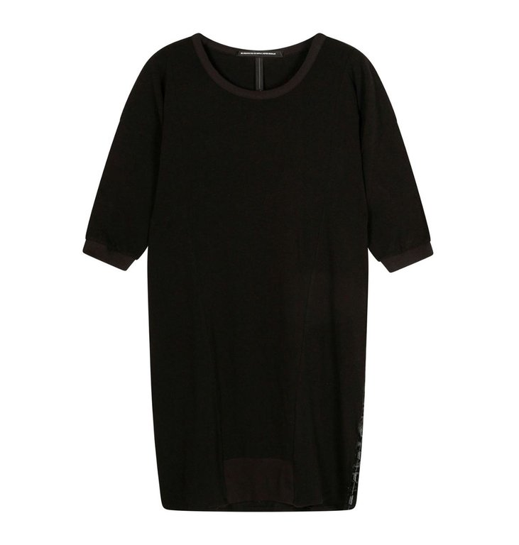 10Days 10Days Black soft dress 20-330-1201