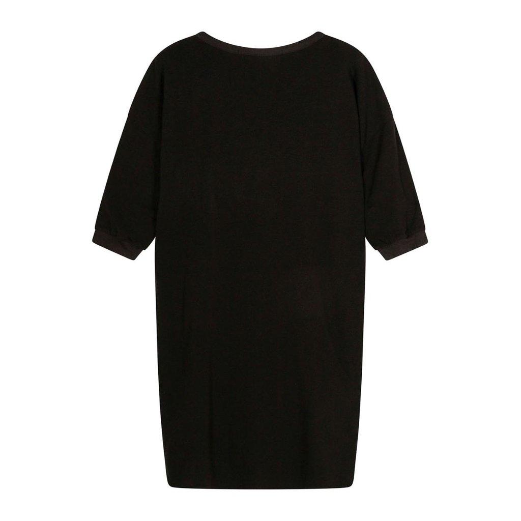 10Days Black soft dress 20-330-1201