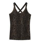 10Days Taupe wrapper leopard camo 20-706-1201