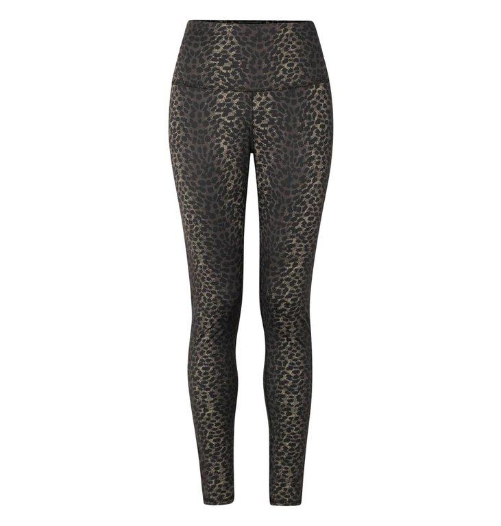 10Days 10Days Taupe yoga leggings leopard camo 20-024-1201
