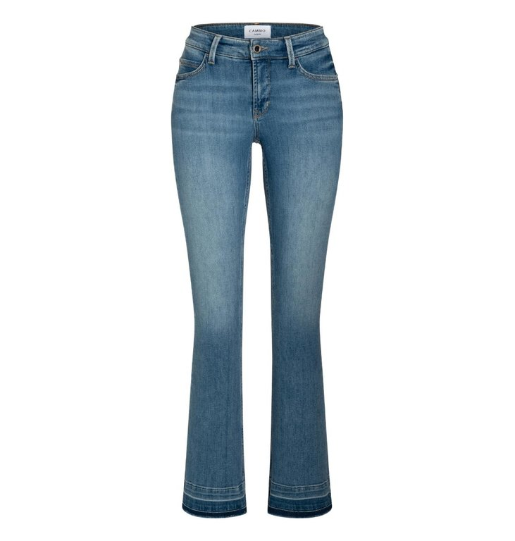 Cambio Cambio Denim Blue Paris Flaire Jeans L32 9167-0012-00