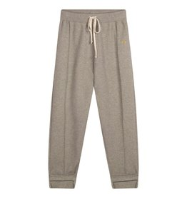 10Days 10Days Grey Melee knitted pants 20-674-1201