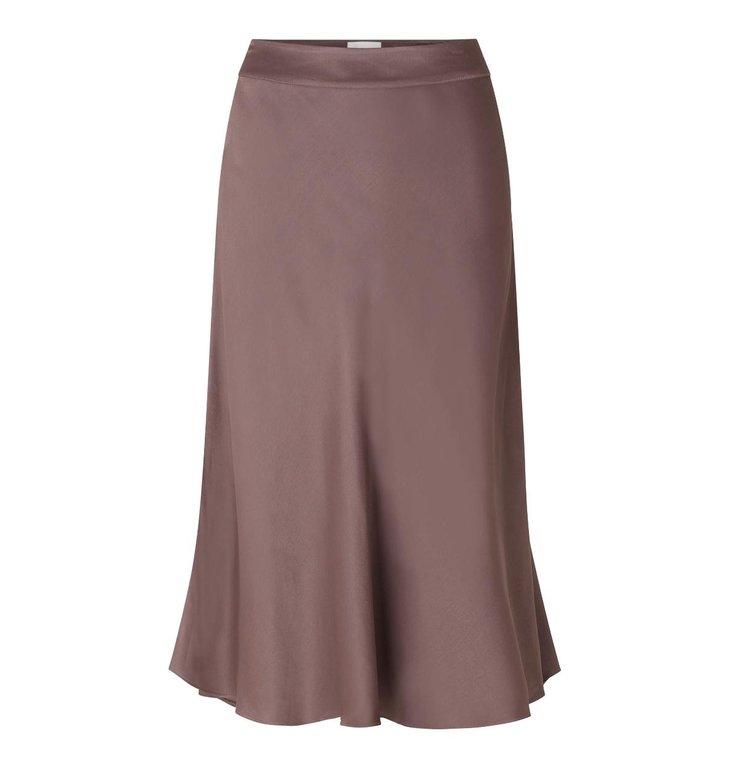 Second Female Second Female Aubergine Eddy New Skirt 53971