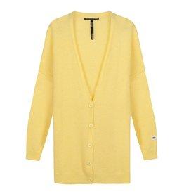 10Days 10Days Yellow soft knit cardigan 20-651-1201