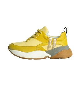 10Days 10Days Yellow tech sneakers 2.0 20-935-1201