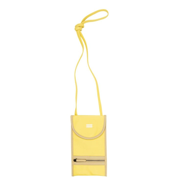 10Days 10Days Yellow small pouch uni 20-967-1201