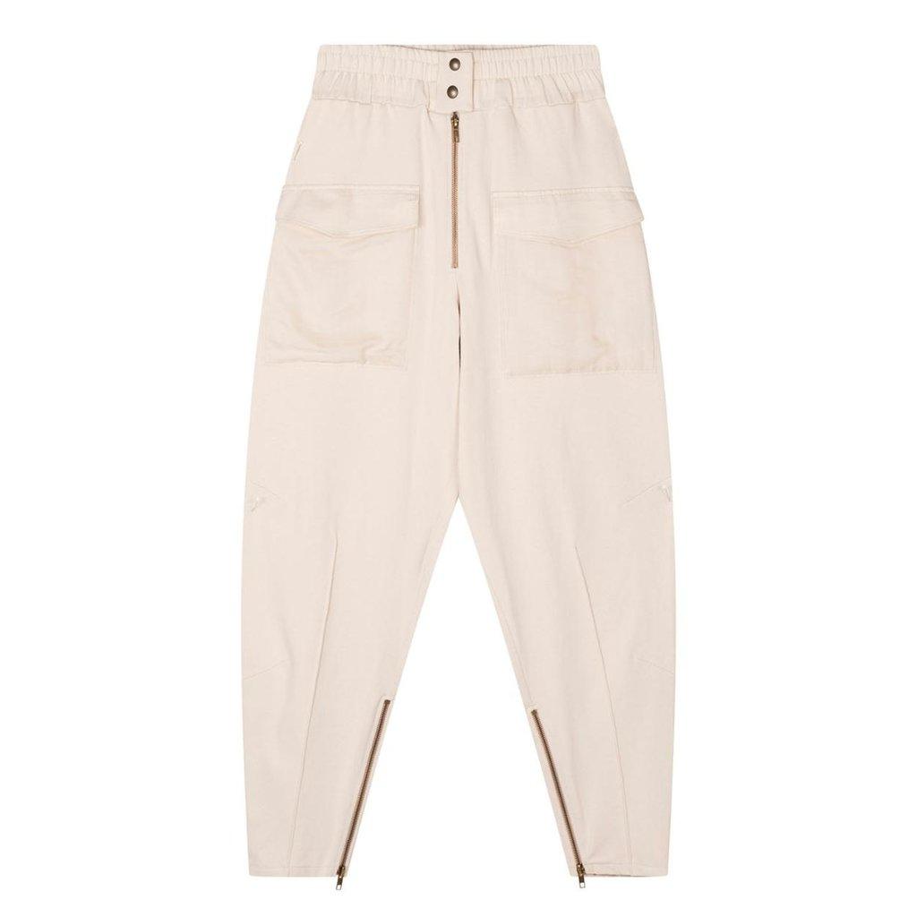 10Days Light Safari paperbag pants 20-015-1201