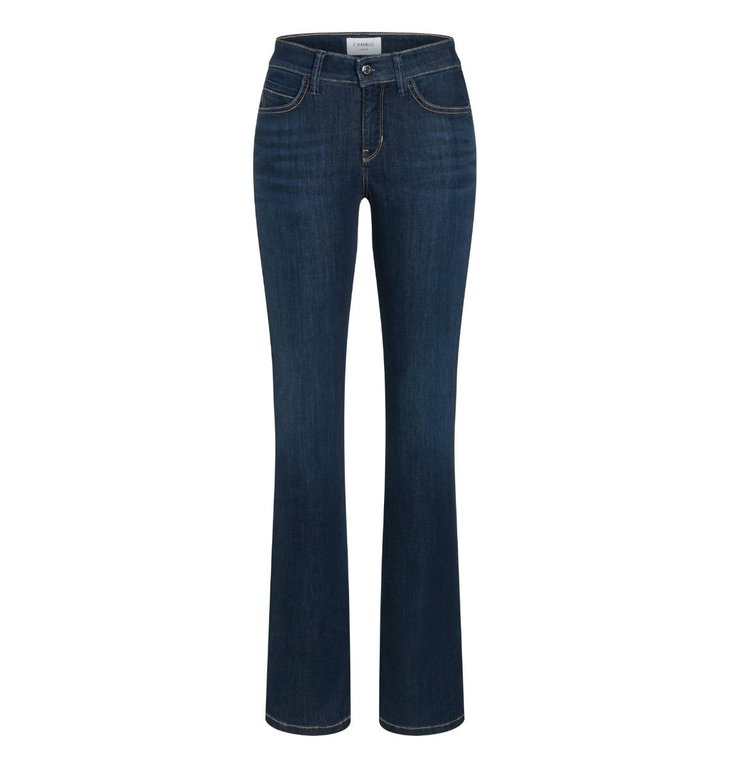 Cambio Cambio Denim Dark Blue Parla Flair Jeans L34 9164-0047-12