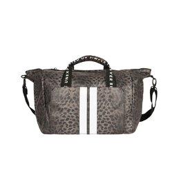10Days 10Days small weekend bag leopard camo 20-954-1201
