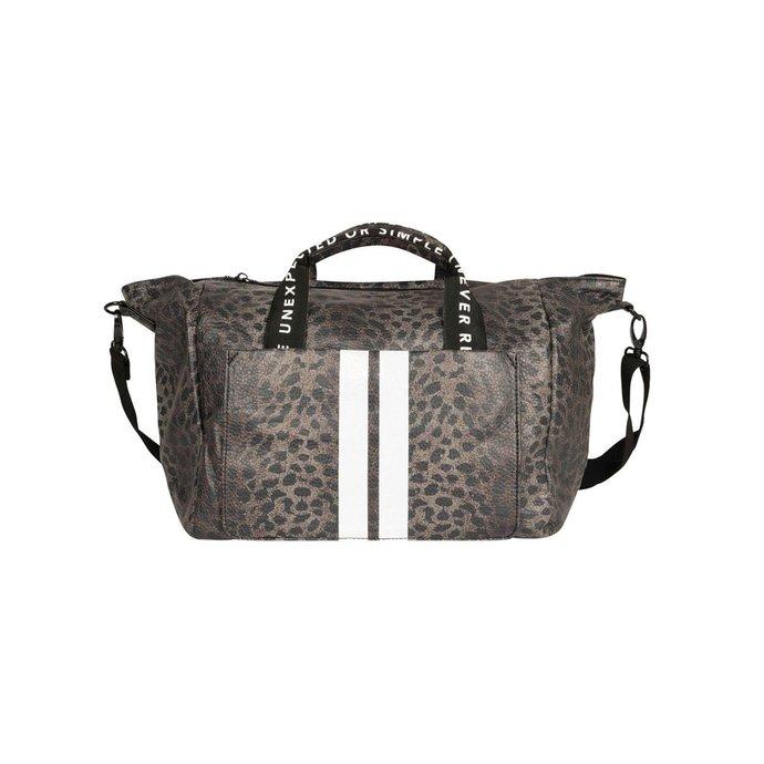 10Days small weekend bag leopard camo 20-954-1201
