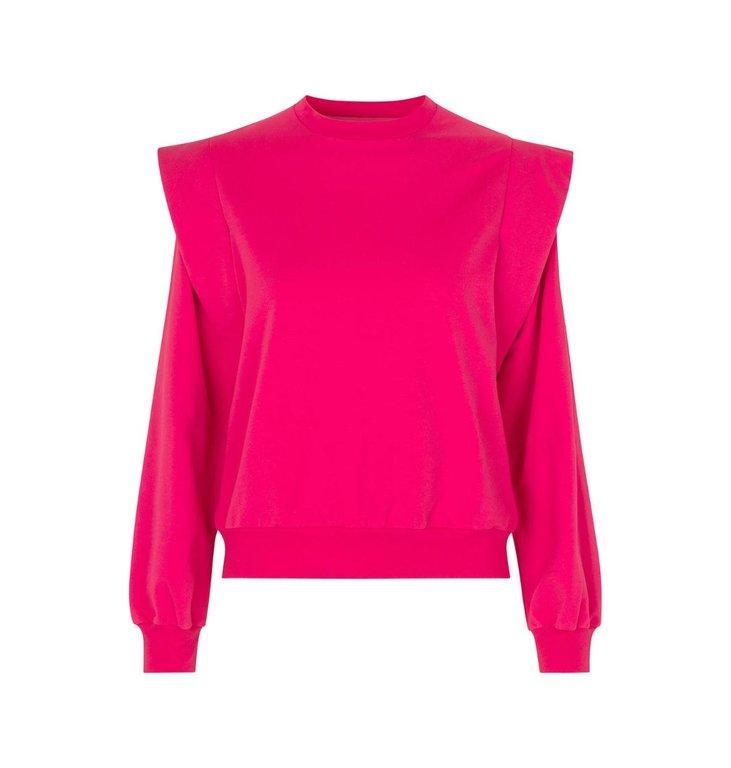 Notes du Nord Notes du Nord Pink Simone Sweatshirt 12024