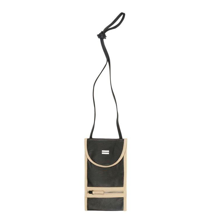 10Days 10Days Black small pouch uni 20-967-1201