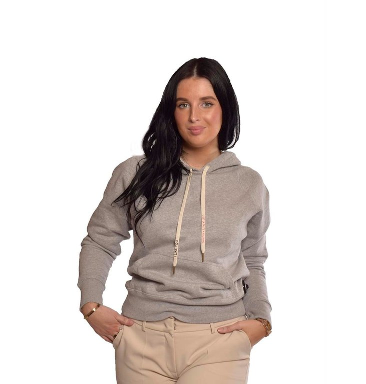 Zadig & Voltaire Zadig & Voltaire Grey Sweater Clipper Boss