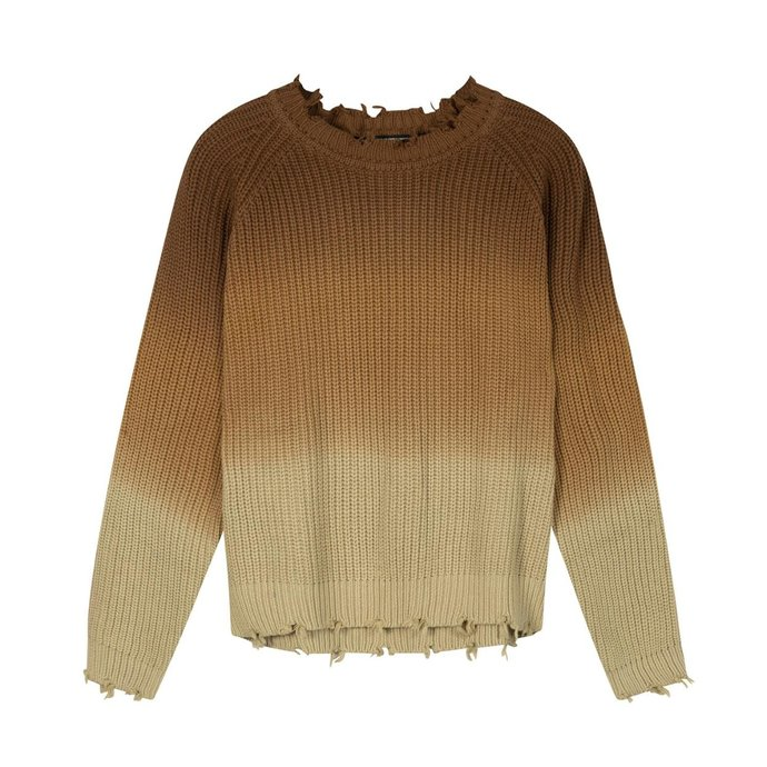 10Days Dark Caramel sweater degrade 20-611-1201