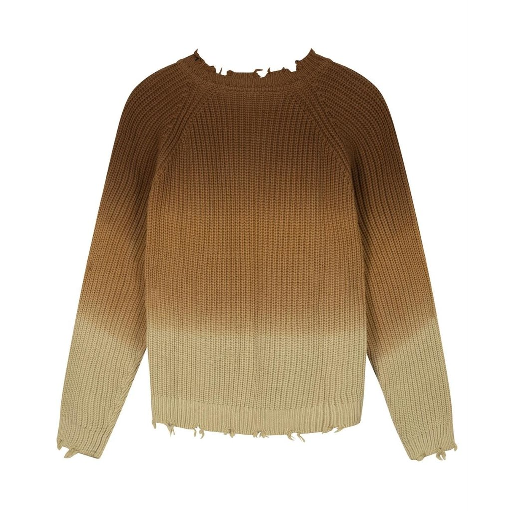 10Days Dark Caramel sweater degrade 20-611-1201