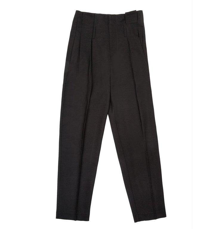 Anine Bing Anine Bing Black Yves Trouser #A-03-3070-000