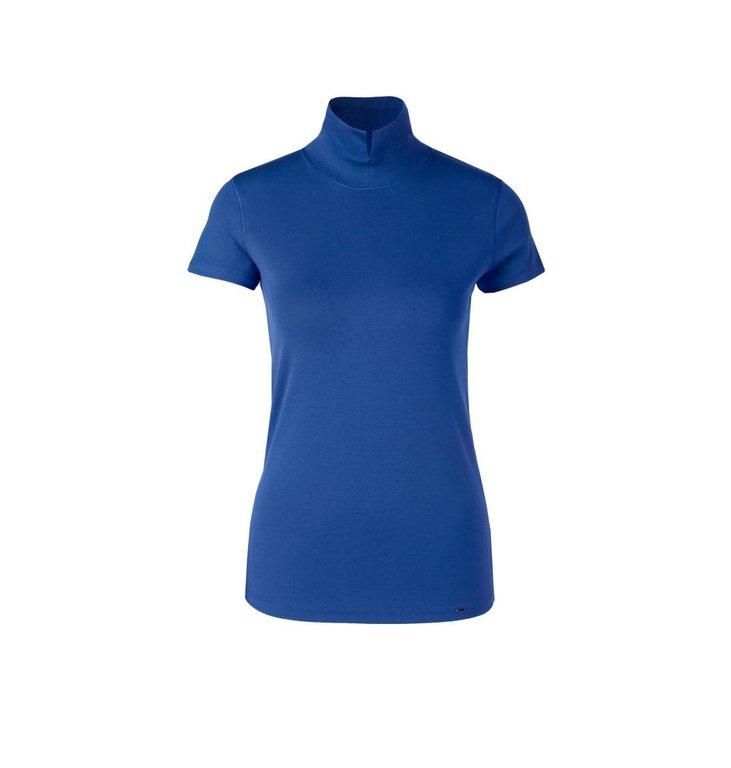 Marc Cain Marc Cain Blue T-shirt QC4855-J14