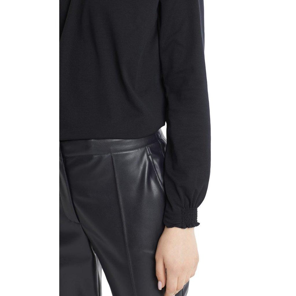 Marc Cain Navy T-shirt QC4808-J14