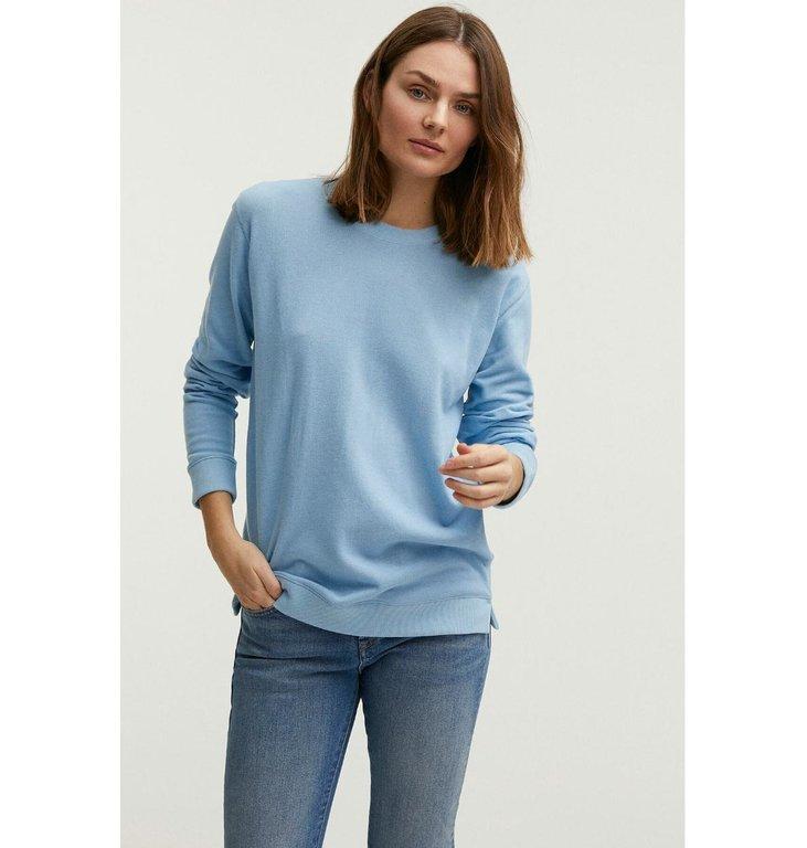 Denham Denham Light Blue Sweater Showa