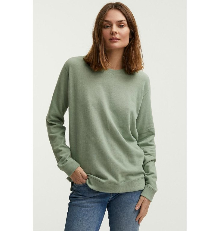 Denham Denham Kaki Sweater Showa