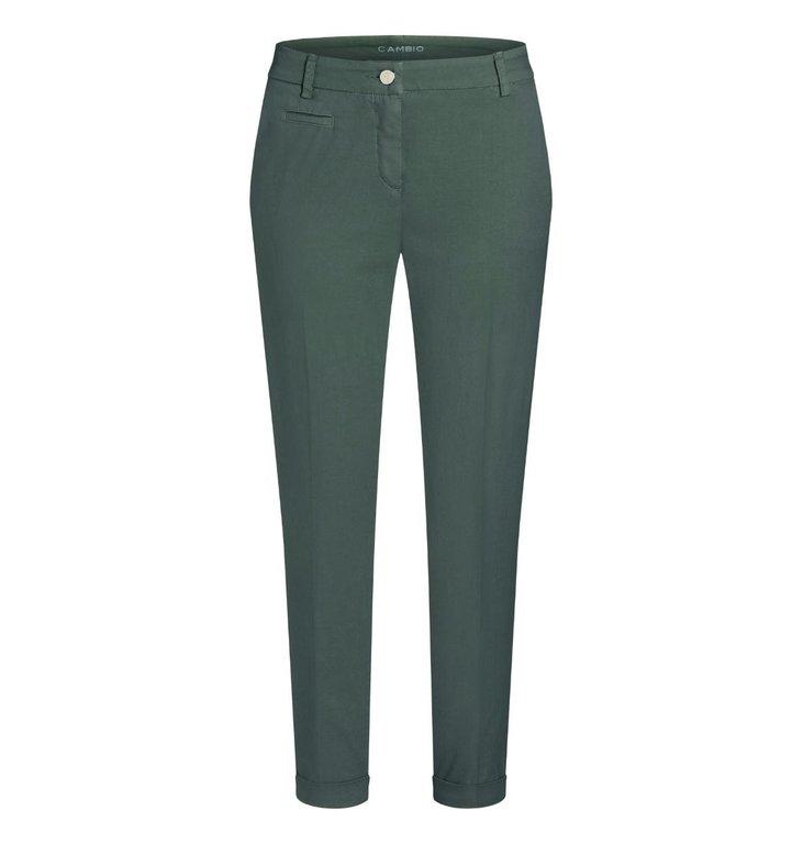 Cambio Cambio Army Green Stella Pantalon 7644-0361-01