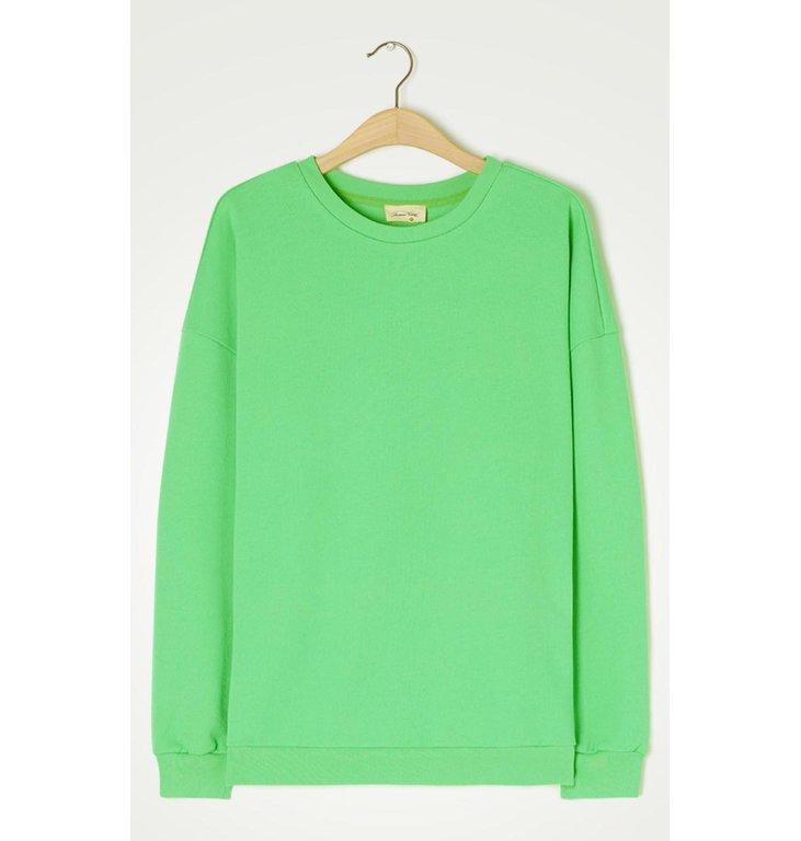 American Vintage American Vintage Green Sweater Fery03b