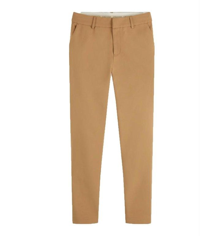 Maison Scotch Maison Scotch Camel Tailored Strech Pants 156367