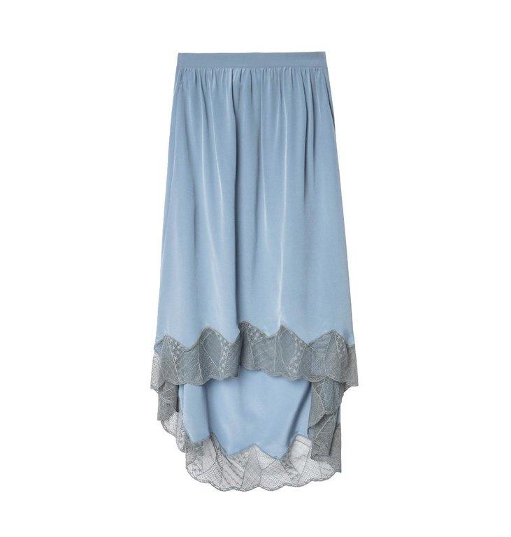 Zadig & Voltaire Zadig & Voltaire Light Blue Skirt Joslin