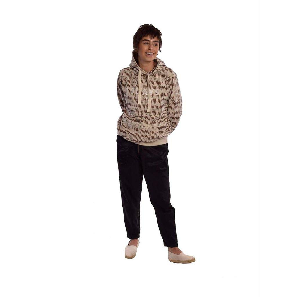 10Days Light Safari hoodie skeleton 20-813-1201