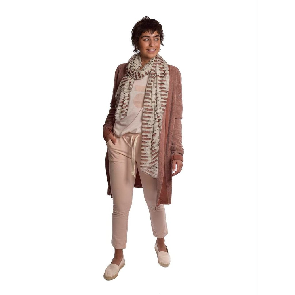 10Days Roest cardigan terry 20-855-1201