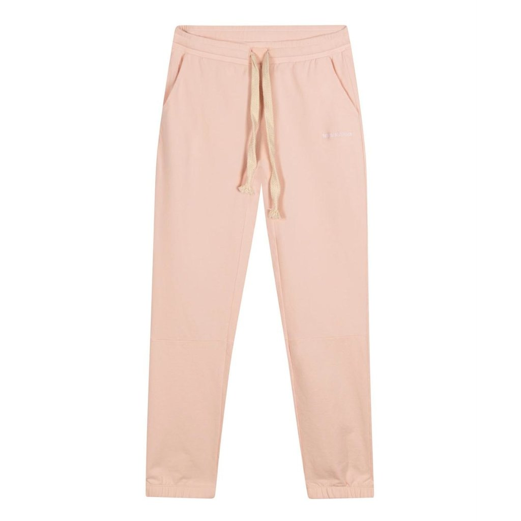 10Days Light Pink cropped jogger faded 20-007-1201