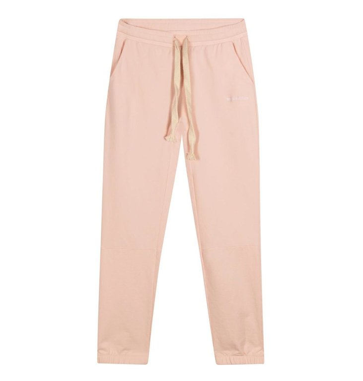 10Days 10Days Light Pink cropped jogger faded 20-007-1201