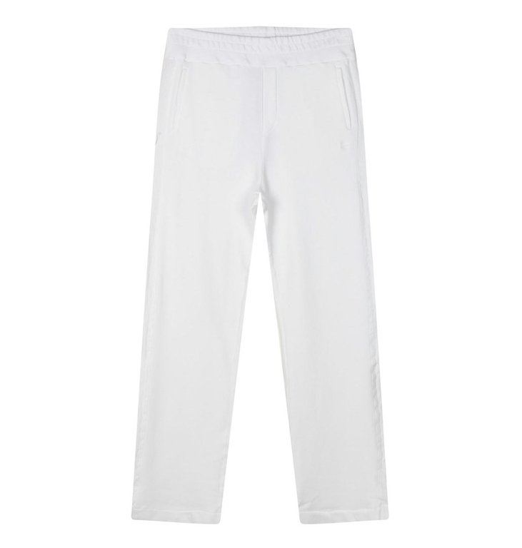 10Days 10Days Off White pants linen 20-044-1201