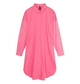 10Days 10Days Pink shirt dress 20-402-1201