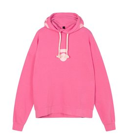 10Days 10Days Pink oversized hoodie logo 20-803-1201