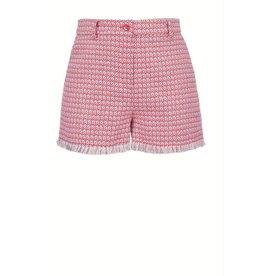 Pinko Pinko Red Short Bacchetone