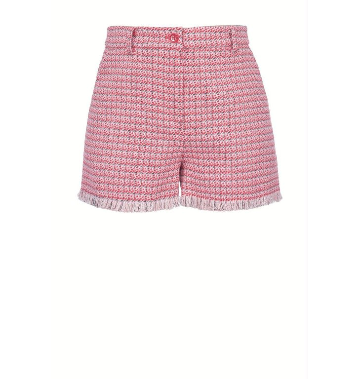 Pinko Pinko Red Short Bacchetone