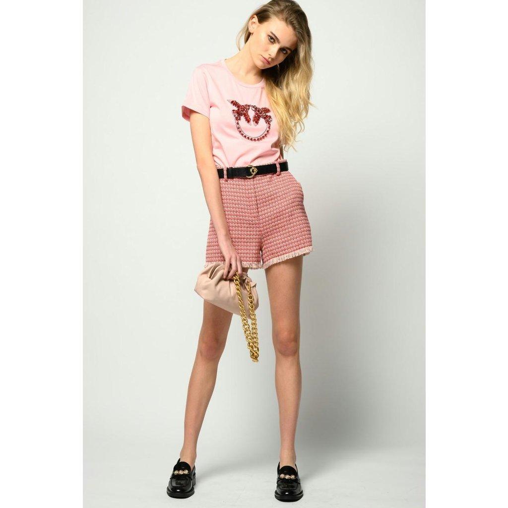 Pinko Red Short Bacchetone