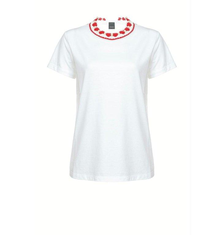 Pinko Pinko White Shirt Tenace