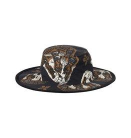 10Days 10Days Dark Grey Blue hat ethnic 20-924-1201