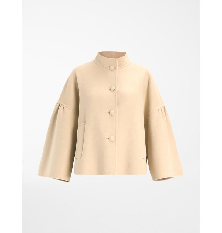 Max Mara Weekend Max Mara Weekend Camel Jacket Chiffon