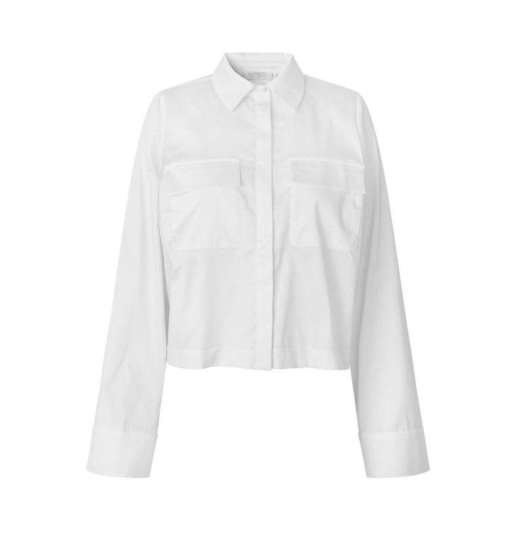 Notes du Nord Notes du Nord White Whitney Shirt 12342