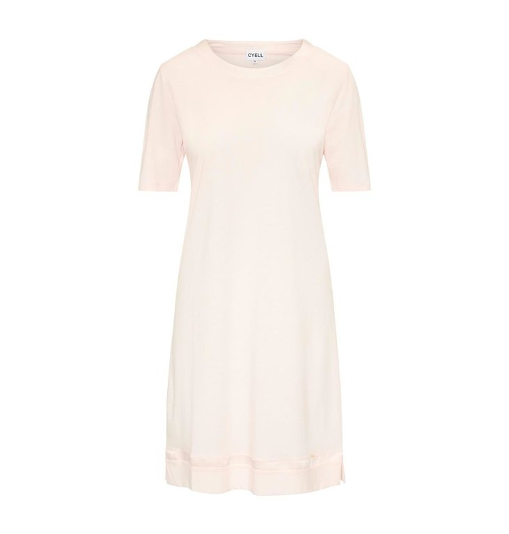 Cyell Night Cyell Night Soft Pink Night Dress 130524