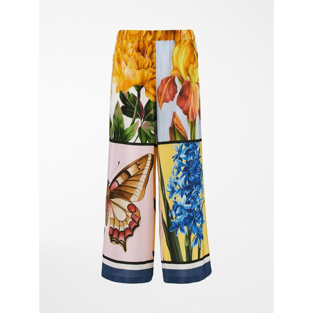 Max Mara Weekend Multicolour Pantalon Aloa