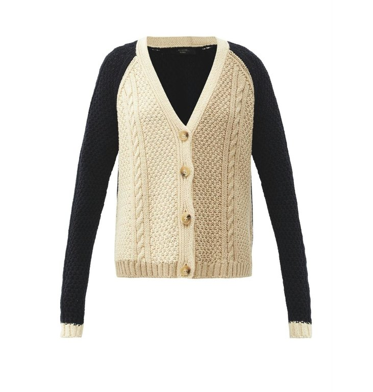 Max Mara Weekend Max Mara Weekend Multicolour Cardigan Lipari