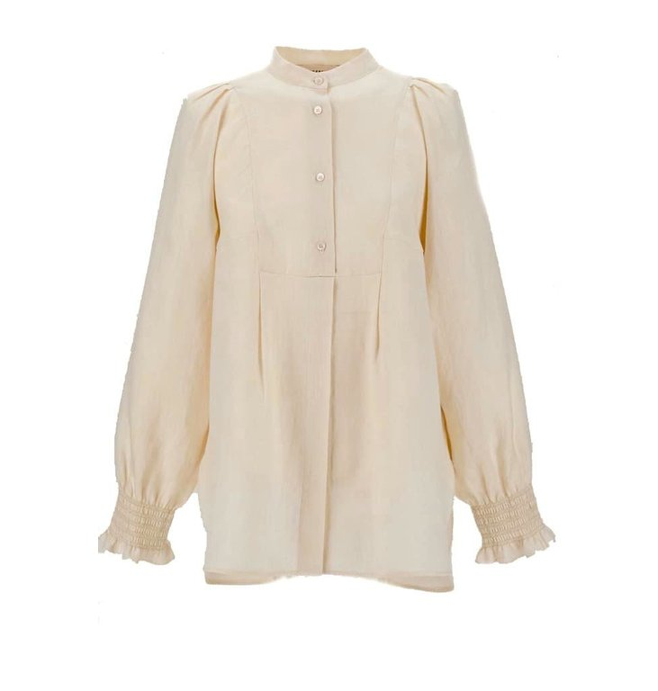 Max Mara Weekend Max Mara Weekend Off White Blouse Liegi
