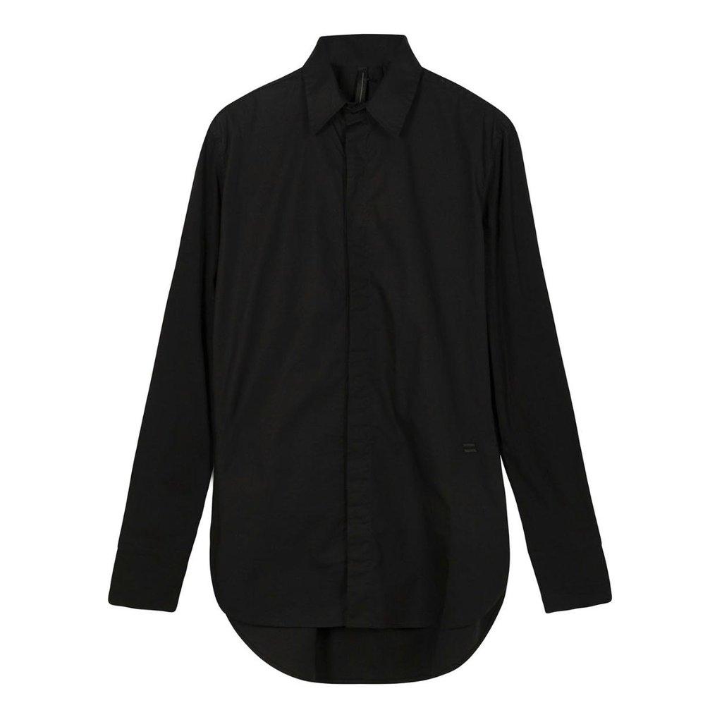10Days Black men's shirt 20-400-1201